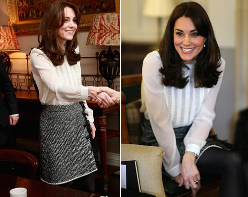 Kate Middleton 1 Kate Middleton Guest Editor di Huffington Post per un giorno