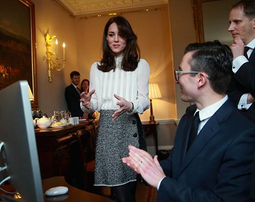 Kate Middleton 2 Kate Middleton Guest Editor di Huffington Post per un giorno