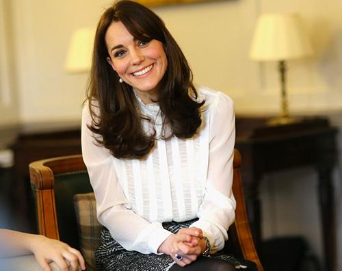 Kate Middleton 4 Kate Middleton Guest Editor di Huffington Post per un giorno