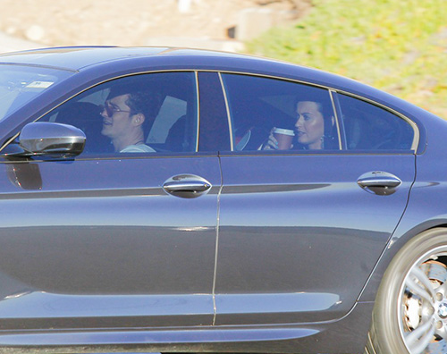 Katy Orlando Orlando Bloom e Katy Perry mano nella mano a West Hollywood