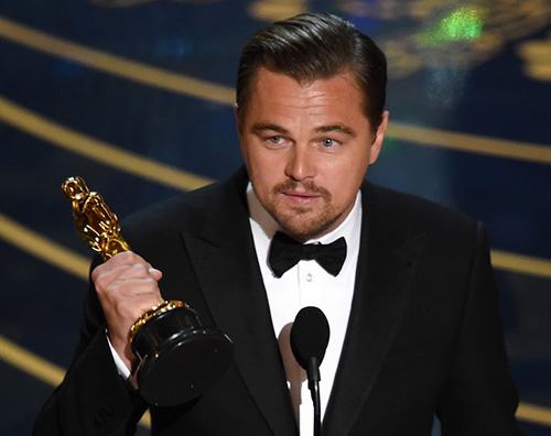 LeonardoDiCaprio 2 Oscar 2016: Leonardo DiCaprio è il Miglior Attore