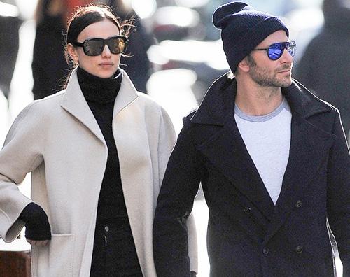 Irina Bradley Bradley Copper e Irina Shayk si godono Parigi