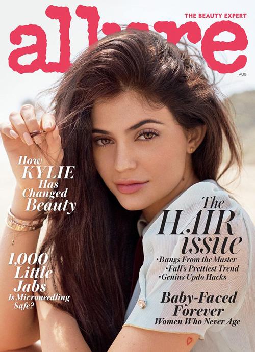 Kylie Jenner 2 Kylie Jenner Ad un certo punto le mie labbra sono diventate troppo grandi
