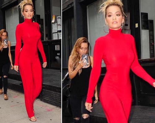 Rita Ora 1 Rita Ora, modaiola a New York