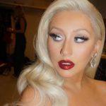 @ instagram/ Christina Aguilera