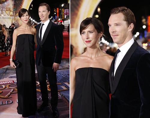 Bendict Cumberbatch papà bis