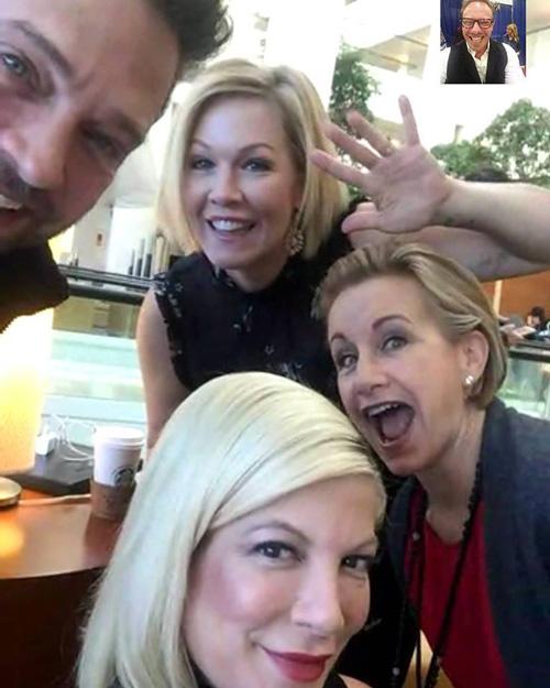 Beverly Hills 90210 Reunion per i protagonisti di Beverly Hills 90210