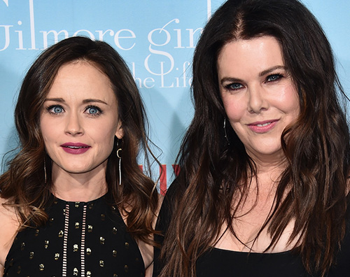 Cover Una Mamma Per Amica, a Los Angeles la premiere della nuova stagione
