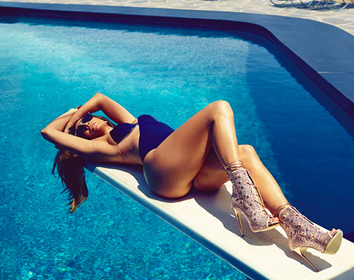 Jennifer Lopez 2 Jennifer Lopez stilosa su Harpers Bazaar