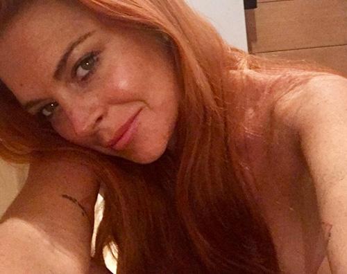 Foto: @ Instagram/ Lindsay Lohan