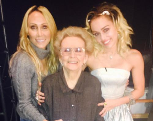 Foto: @ Instagram/ Miley Cyrus