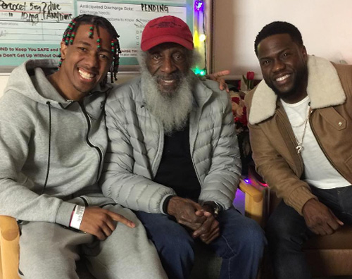 Nick Cannon 2 Natale in ospedale per Nick Cannon