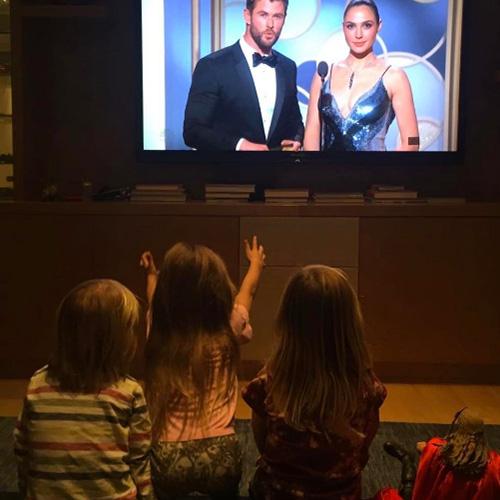 Chris Hemsworth Chris Hemsworth, ecco il suo vero fanclub