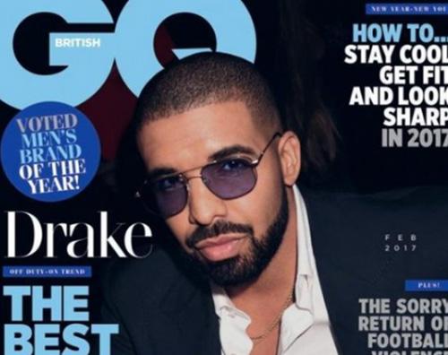Drake Drake è l uomo meglio vestito secondo GQ