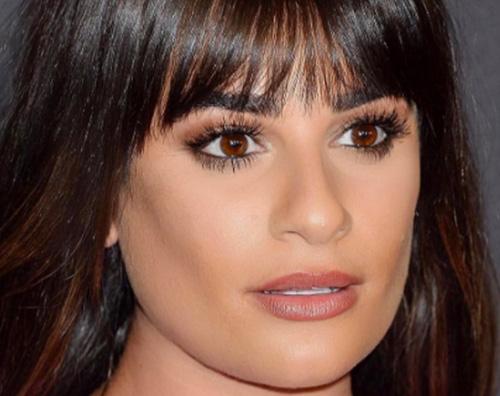 Lea Michele 2 Lea Michele, passeggiata di salute prima dei Golden Globes