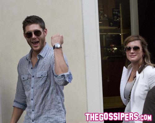 jensen Jensen Ackles è diventato papà!