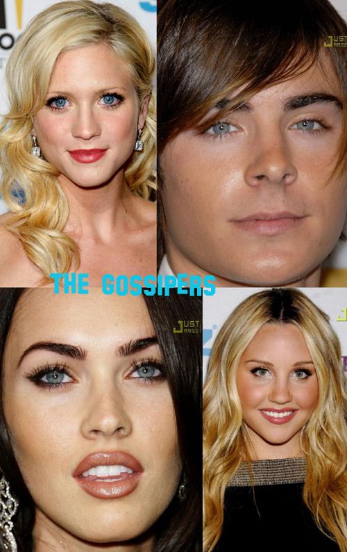 hollywoodocchi People @ Hollywood Awards 2007