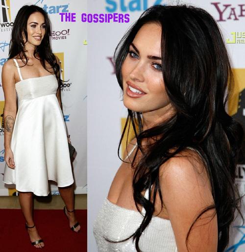 meganholly People @ Hollywood Awards 2007