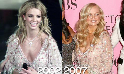 emma Spice Girls VS Britney Spears