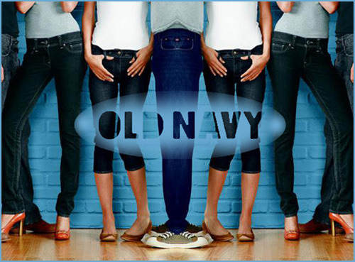 oldnavylogo1 People @ Old Navy Store Opening in NY