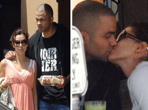 bacioevai Eva e Tony a pranzo insieme
