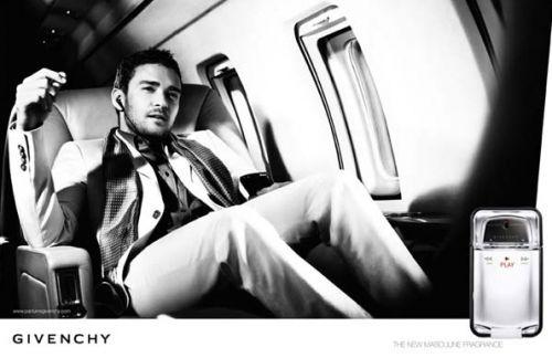 jg1 Justin Timberlake elegante per Givenchy