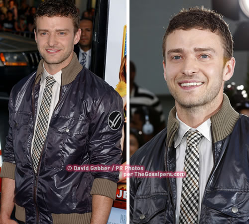 loveguru21 Justin Timberlake alla prima di The love guru