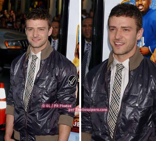 loveguru31 Justin Timberlake alla prima di The love guru