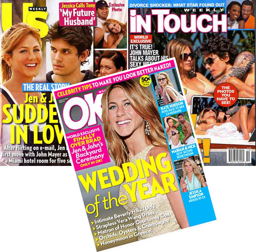 jenjohn Aniston Mayer presto sposi?