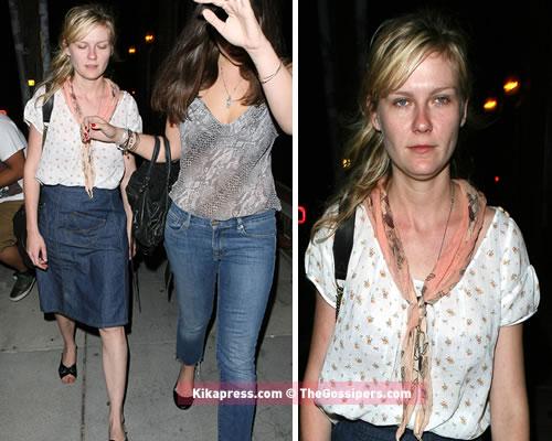 irsten Kirsten Dunst ancora depressa?