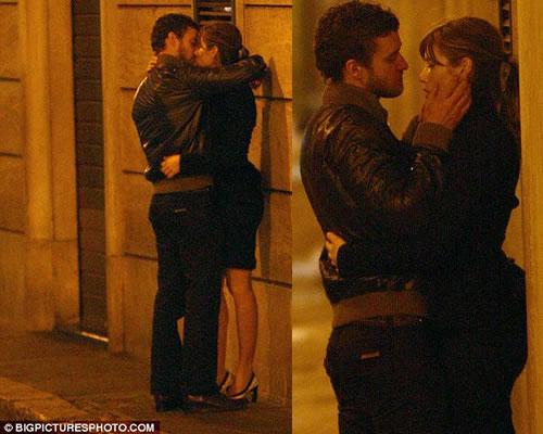 jjbelli3 Il momento romantico Justin e Jessica