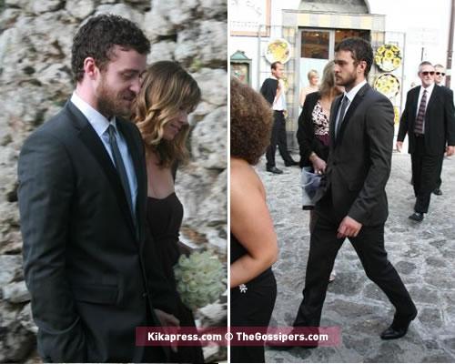 lucy3 Jessica e Justin al matrimonio di Beverley Mitchell
