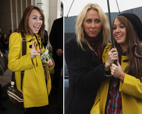 mileyb Miley Cyrus visita Berlino