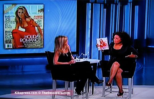 oprah Jennifer Aniston si rivela da Oprah