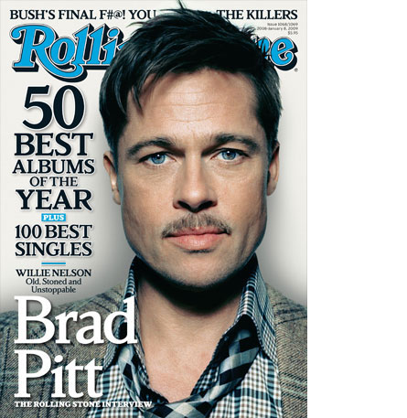 301ze9z Brad Pitt su Rolling Stone