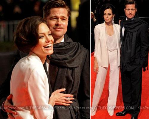 angiebrad Angelina e Brad a Berlino