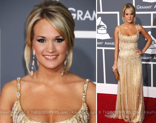 carriegrammy Carrie Underwood in attesa del primo figlio!