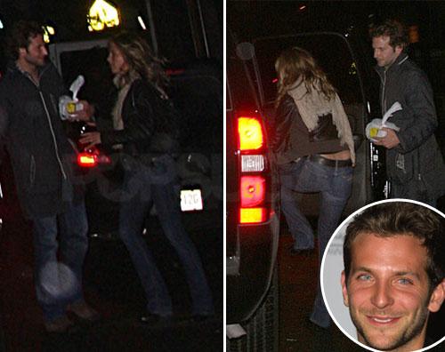 bradley cooper jennifer aniston Jennifer Aniston e Bradley Cooper: nuovo amore?