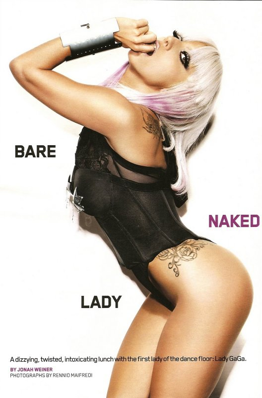 e66q6c Lady Gaga sexy su Maxim