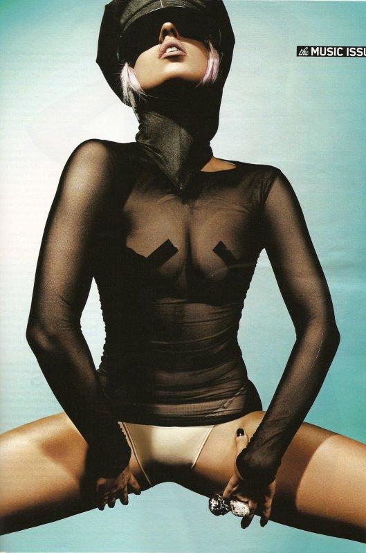 i57oe1 Lady Gaga sexy su Maxim