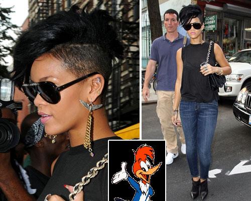 gossipers picchiarello Rihanna torna alla cresta