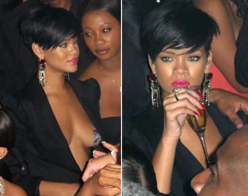 riri yeah Rihanna festeggia in libertà al Tao