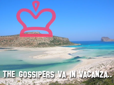 vacanza The Gossipers va in vacanza!