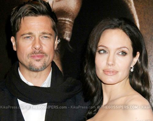 brad angie Nessuna separazione per Brad e Angelina