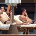 tokio vacanza2 150x150 Bill e Tom Kaulitz si divertono alle Maldive