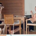tokio vacanza4 150x150 Bill e Tom Kaulitz si divertono alle Maldive