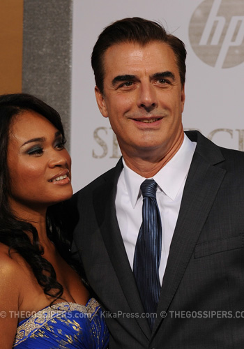 sex city chris noth2 FOTO GALLERY: Il red carpet di Sex and the City 2