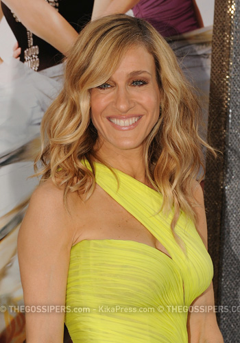 sex city sarah jessica parker FOTO GALLERY: Il red carpet di Sex and the City 2