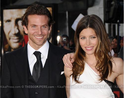 biel bradley ateam Jessica Biel e Bradley Cooper presentano A Team