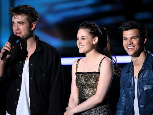cast twilight I momenti più belli degli Mtv Movie Awards 2010